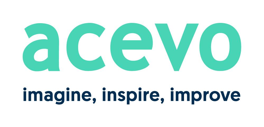 Logo for ACEVO
