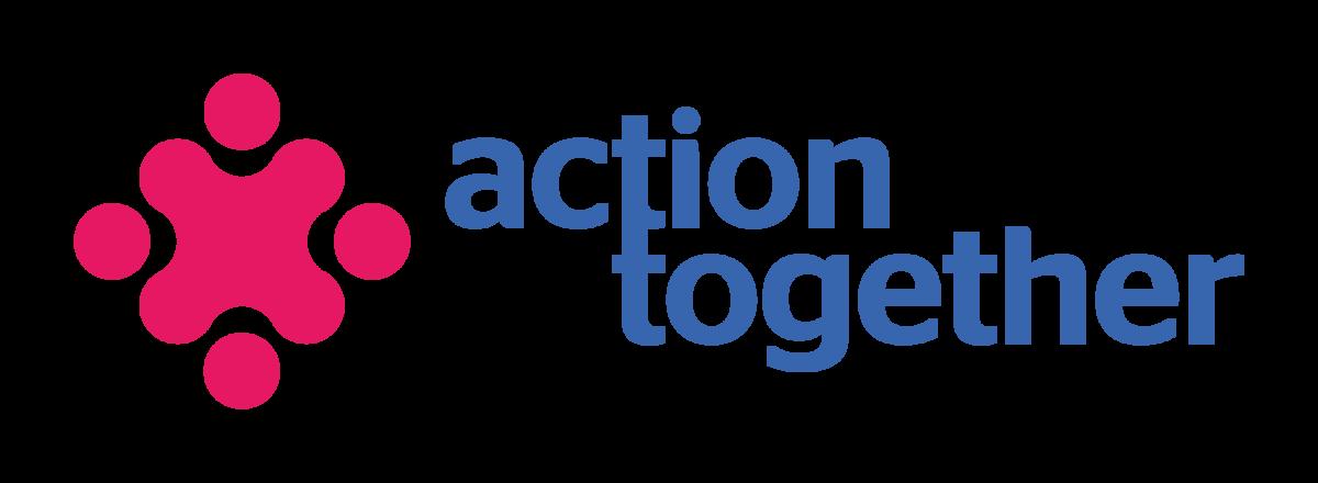 Logo for Action Together