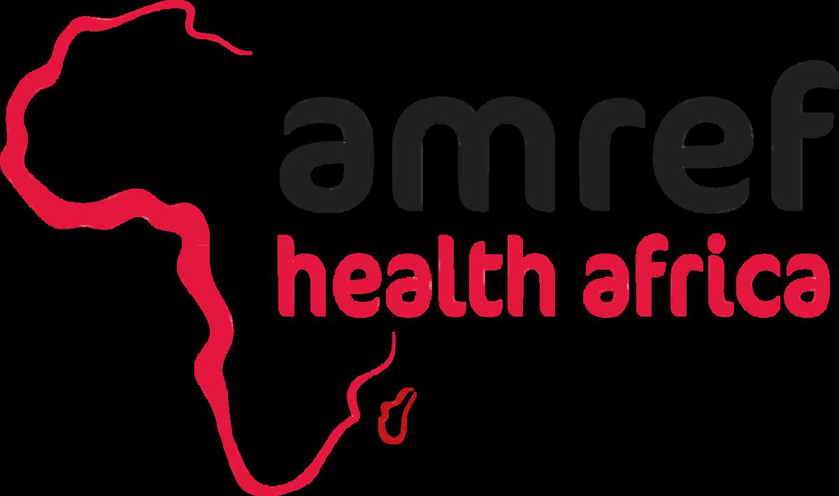 Logo for Amref Health Africa UK