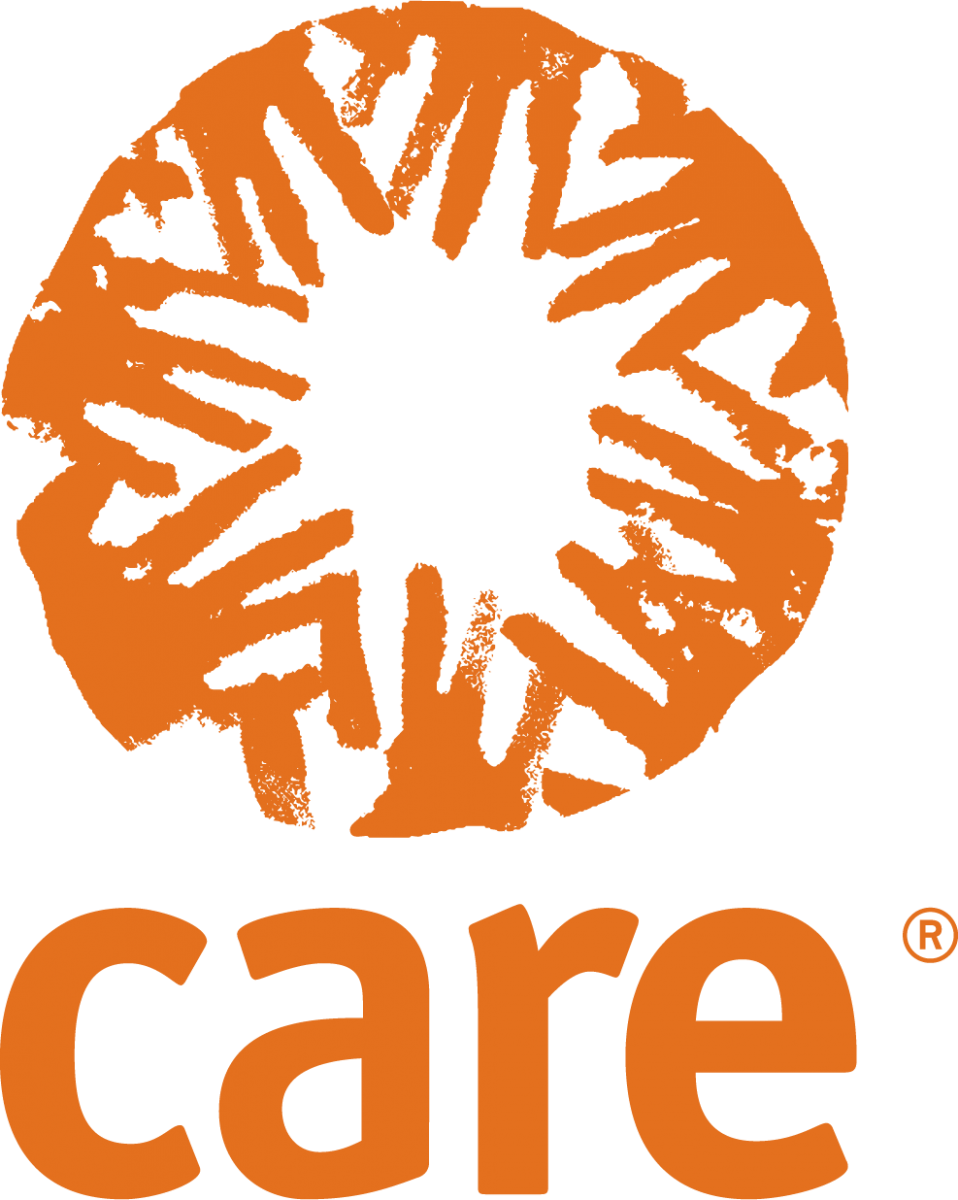 Logo for CARE International UK