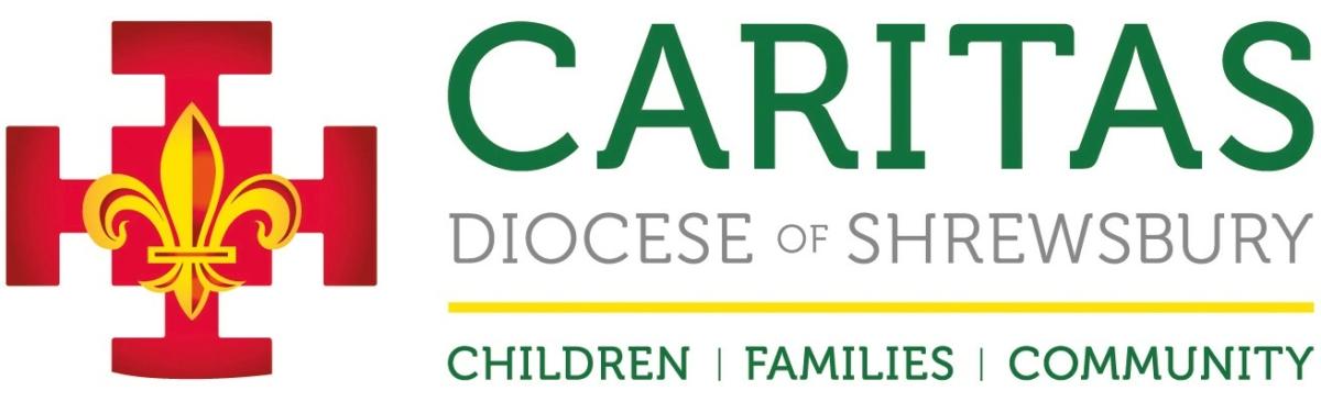 Logo for Caritas Shrewsbury