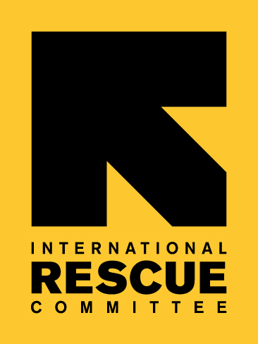 Logo for International Rescue Committee