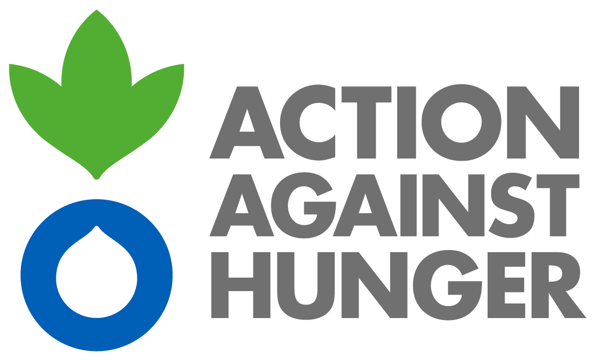 Logo for Action Against Hunger