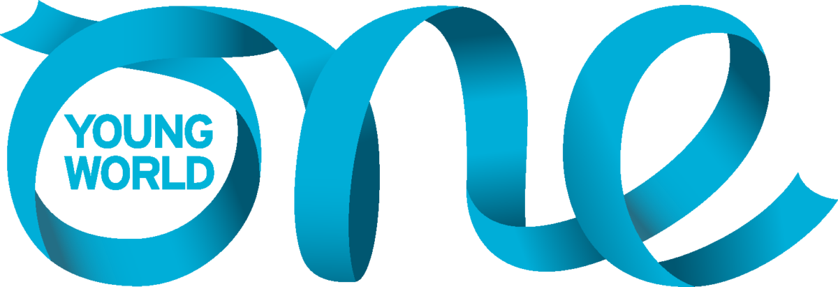 Logo for One Young World