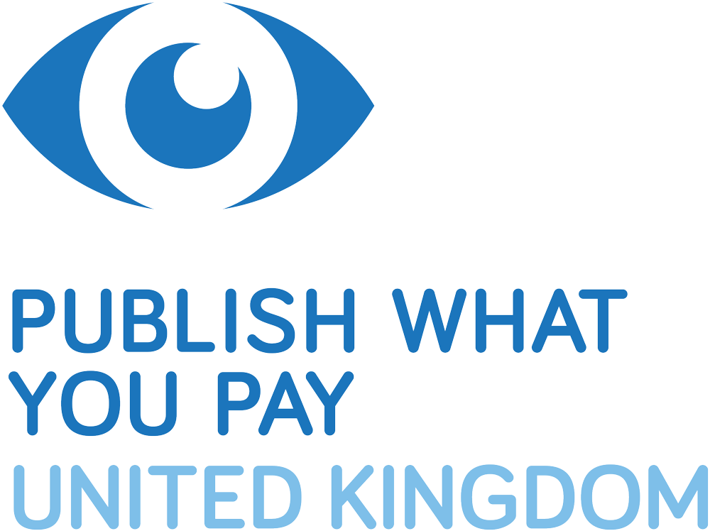 Logo for Publish What You Pay UK