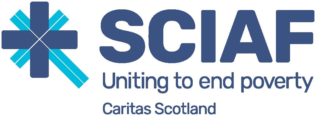 Logo for SCIAF