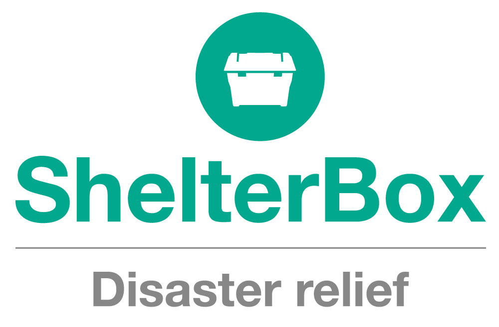 Logo for ShelterBox