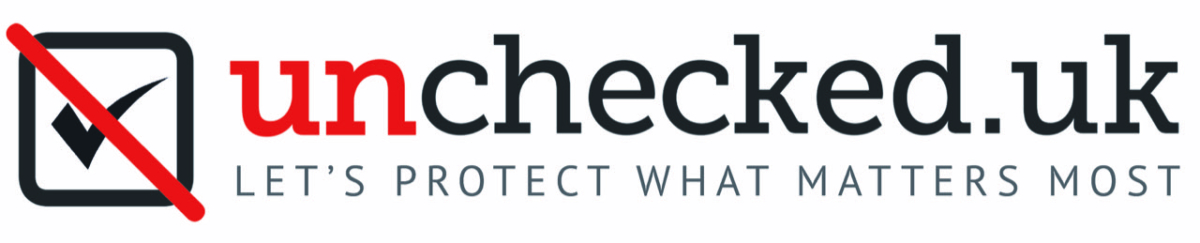 Logo for Unchecked UK