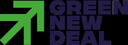 Logo for Green New Deal UK
